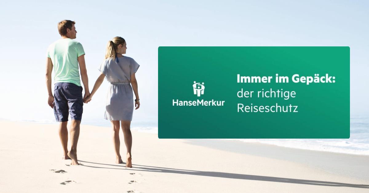 Reiseschutz der HanseMerkur